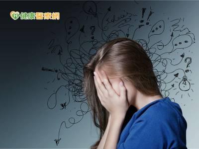 壓力導致情緒不好 調適方法報你知