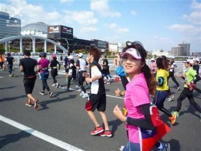 日本馬拉松-用雙腳領略不同速度的風景