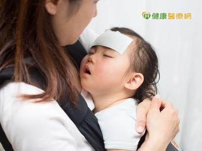 秋冬輪狀病毒發威 嬰幼兒發燒嘔吐恐感染