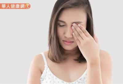 眼皮跳不停,哪裡有毛病?甲狀腺亢進這6種人恐怍怪