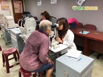 1 4糖友視網膜病變 失明率是常人25倍