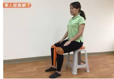 天冷肌肉關節痠痛~彈力帶強肌力,5招鬆筋骨固體態