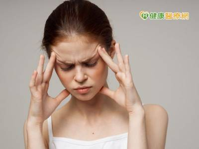 慢性偏頭痛身心交瘁 這樣治療可改善