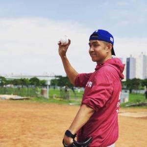 青年外交官劉仕傑的棒球築夢記