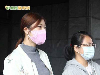 醫:孩童小心流感! 多帶口罩加強防護