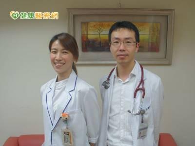 全身膿皰副作用! 肺癌婦標靶換藥獲重生