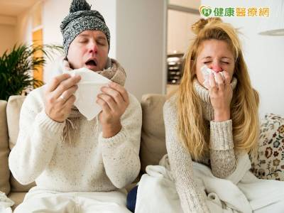 流感與感冒大不同 接種疫苗助防範