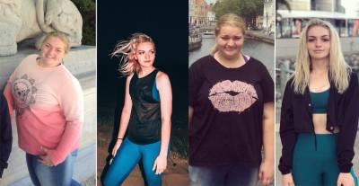 絕不是PS!澳洲妞11個月狠甩60kg變辣妹,看了好勵志~3招學起來!