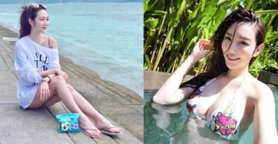 影/「本土劇女神」曾菀婷擁有A4腰!三餐正常吃,三招養成時髦精的好身材