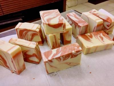 纖纖素手我來了~最天然的手工皂DIY教學不求人
