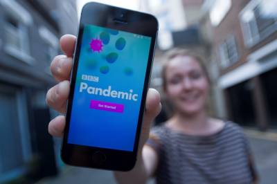 影/流感竟是百年來致命之最?!英國BBC與科學家利用這項科技,研究流感病毒傳染途徑...