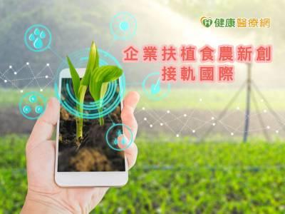 以台灣作為起點 好食好事基金會扶植食農新創