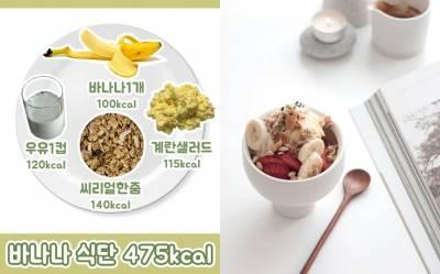 過年大吃身材發福走樣?韓妞的輕食食譜 每餐精算都不超過500卡!