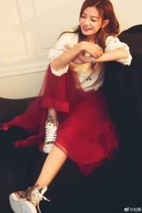 趙薇輕鬆甩肉13公斤!瘦身成功變「仙女姊姊」5大秘訣,全靠「管住嘴,邁開腿」...