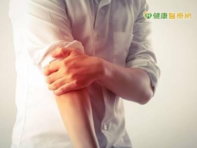 解決手肘痠痛 中醫針灸舒緩