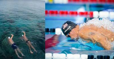 「游泳」雕塑身材效果最好!今年立志瘦下來,專家說這4項運動瘦得最快~