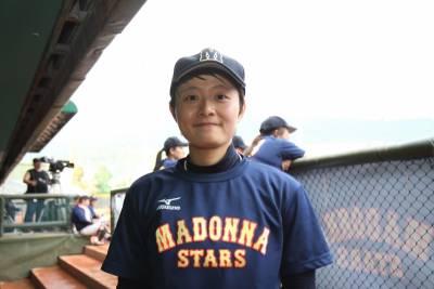 用「愛棒球」說同樣的語言—赴日女子棒球選手朱念屏,最佳國民外交大使