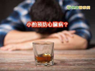 小酌預防中風? 研究:每日1杯風險增10