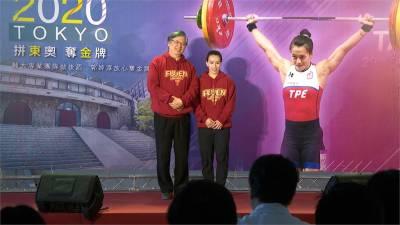 快訊/郭婞淳亞錦賽摘三金 改寫三項世界紀錄