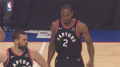 NBA/安比德33分10籃板 七六人勝暴龍2勝1敗領先
