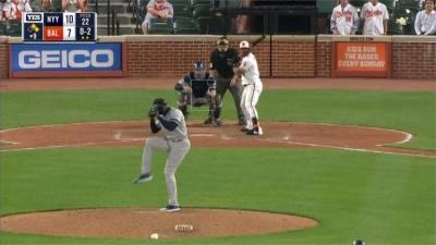 MLB/洋基連追9九分大逆轉 穩坐美聯東區第一