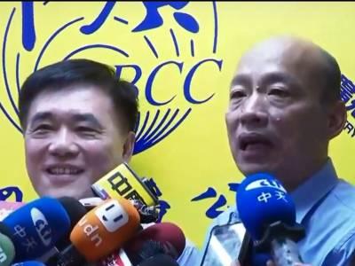 韓國瑜接受中廣專訪郝龍斌強調中央絕對中立公正