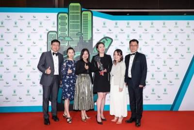 百特台灣獲2019亞洲企業社會責任獎人才栽培獎