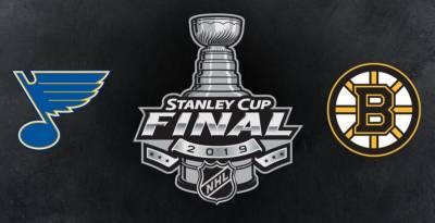 NHL總冠軍第七戰 聖路易棒球場上看冰球