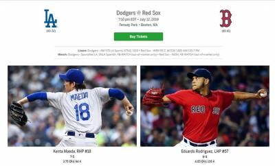 MLB/2018世界大賽組合再度對決 道奇力戰紅襪