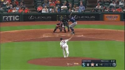 MLB/太空人4投手聯手無安打 9:0完封水手三連勝