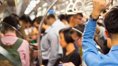 6大交通PM2.5濃度暴露 以捷運居首位