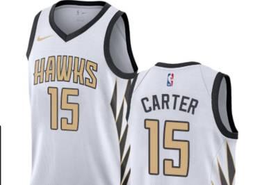 卡特將在老鷹打第22年NBA 破聯盟紀錄