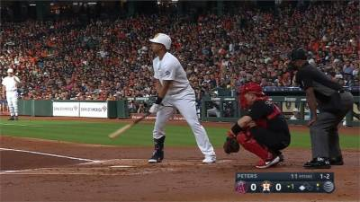 MLB/太空人5:2天使 和洋基並列美聯第一