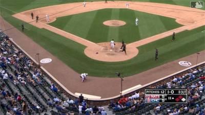 MLB/勇士 國民持續連勝 雙雙鞏固季後賽資格