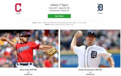 MLB/印地安人抗老虎 張育成有望先發貢獻火力