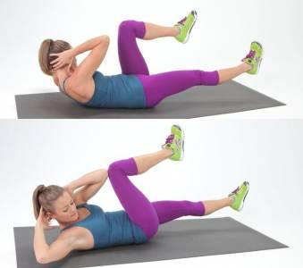 韓網30天減肥挑戰!每天4個動作,網友實測一個月瘦5公斤 腰圍屁股小一圈