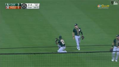 MLB/運動家3:2擊敗太空人 暫居美聯外卡第一