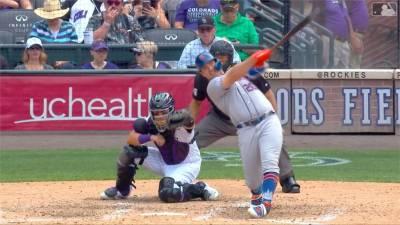 MLB/阿隆索本季第49轟出爐 距史上菜鳥紀錄剩3轟