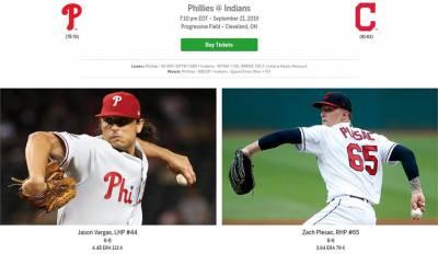 MLB/張育成強棒出擊 印地安人力抗費城人