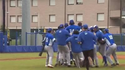 以色列奪歐非區冠軍 隊史首度進軍奧運棒球