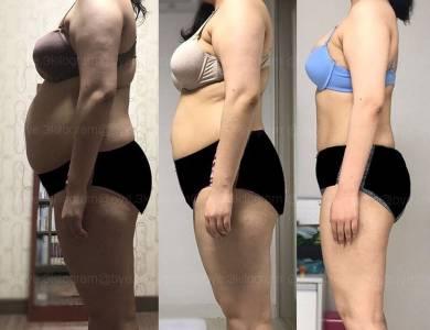 韓妞狂瘦20公斤變超正!IG公開詳細減肥食譜 運動方式,游泳圈肚肉也練成精實腹肌
