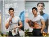 史上胸肌最大暢銷作家!新生代帥哥演員示範,如何練出「穿衣顯瘦,脫衣有肉」實用隱性肌?