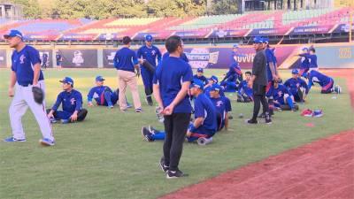 12強台灣隊晉級複賽 目標爭取奧運門票
