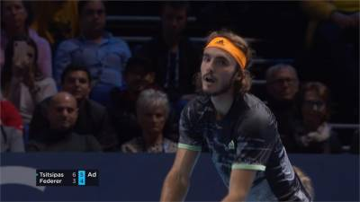 網球/ATP倫敦年終賽 費德勒四強賽輸無緣冠軍