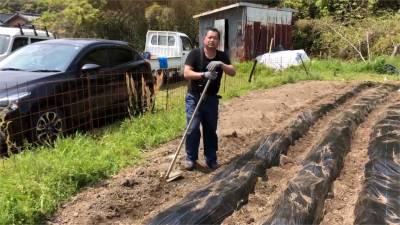 中職首位大聯盟資歷洋投 當起農夫開YouTube頻道分享生活