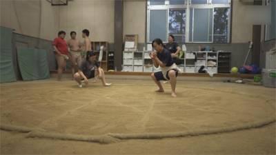 挑戰日本傳統禁忌!女選手投入相撲運動