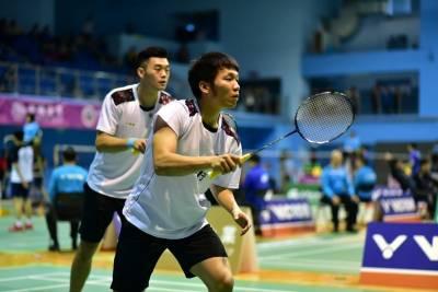 羽球/擊敗奧運銀牌!李洋 王齊麟印尼大師賽台灣唯一晉八強
