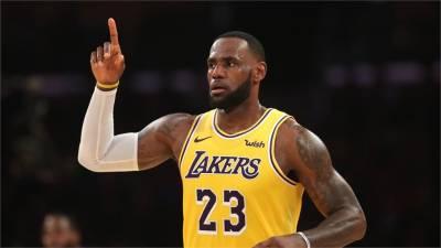 NBA/超人氣!球衣球隊商品暢銷榜出爐 詹姆斯 湖人蟬聯第一