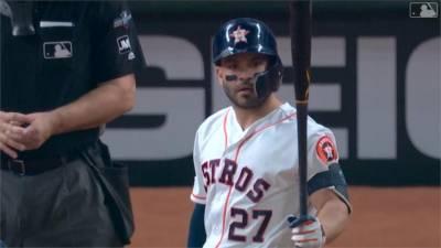MLB/太空人反擊 奧圖維力圖證明清白