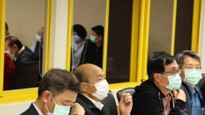 台商發燒舞照跳重罰30萬!韓國瑜回高雄坐鎮一級防疫